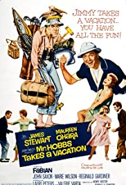 Mr. Hobbs Takes a Vacation (1962) 720p
