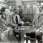 Jennifer Jayne and Forrest Tucker in The Trollenberg Terror (1958)