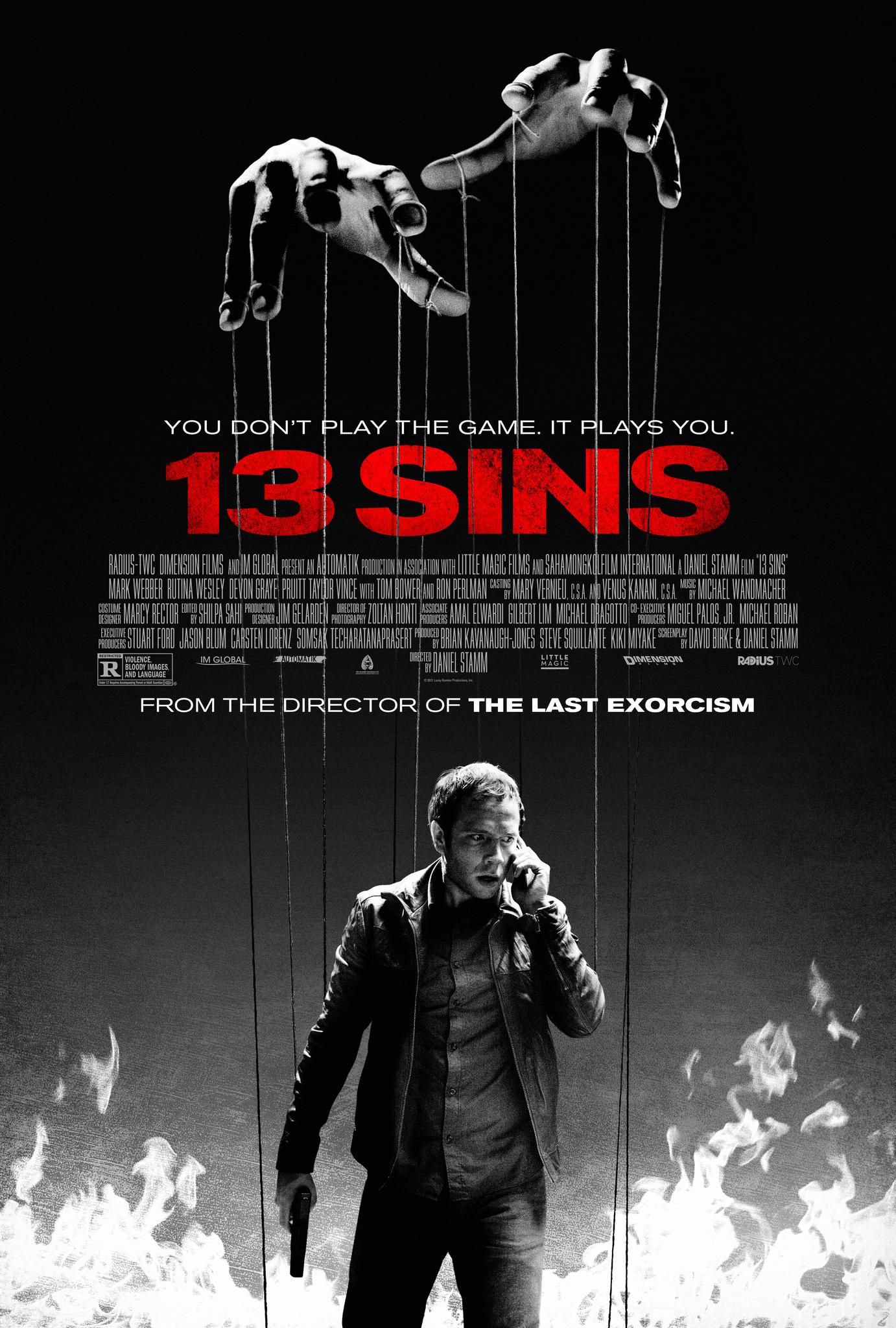 The Sins of Dom: A Psychological Thriller