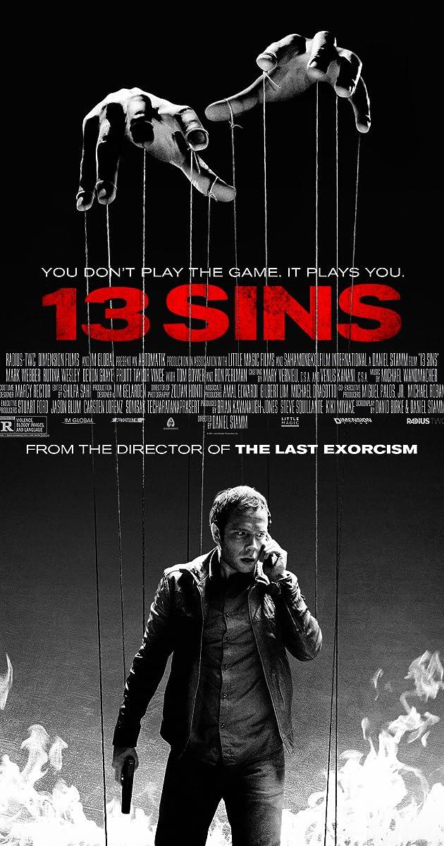 Subtitle of 13 Sins