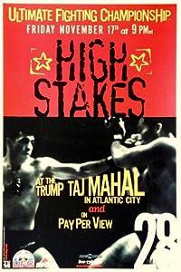 Watch thriller movies UFC 28: High Stakes [movie]