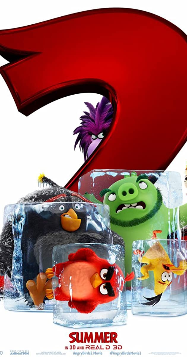 Play or Watch Movies for free The Angry Birds Movie 2 (2019)