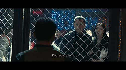 POLICE STORY: LOCKDOWN Exclusive Clip - Cage Match (2015) | Well Go USA