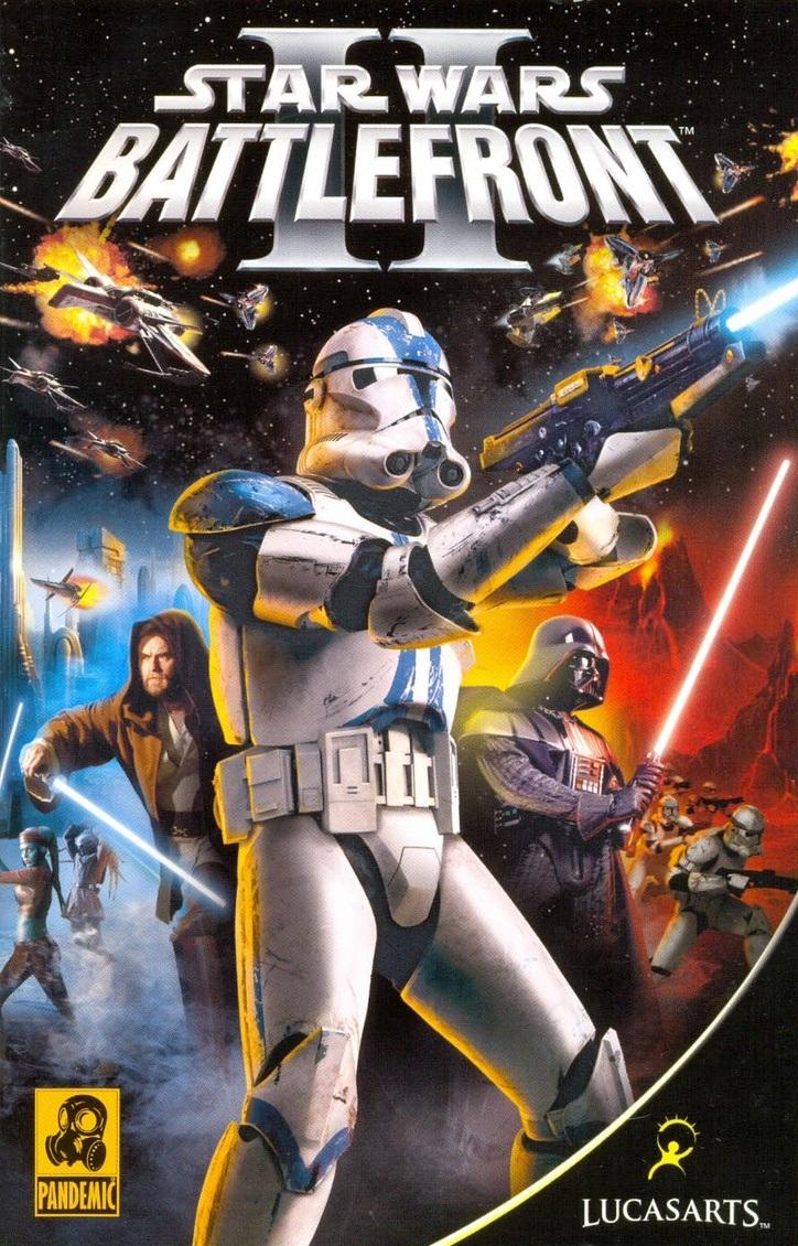 Star Wars Battlefront Ii Video Game 2005 Photo Gallery Imdb