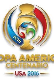 Copa América Centenario Poster