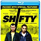 Daniel Mays and Riz Ahmed in Shifty (2008)