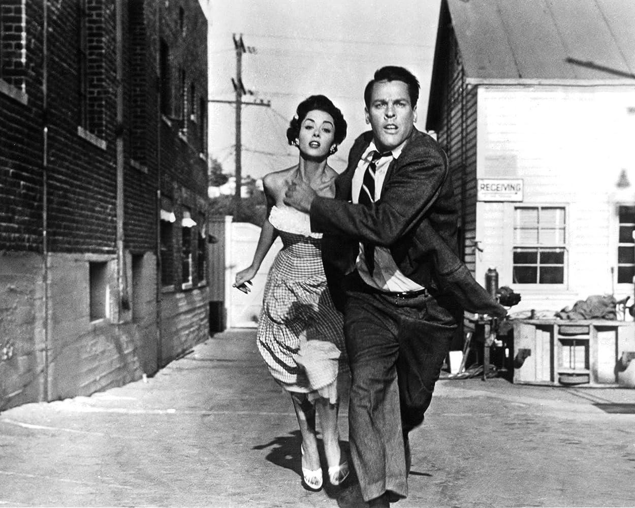 1956年的科幻小說改編電影《天外魔花》。