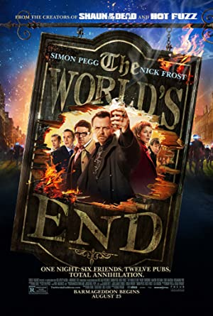 Where to stream The World's End