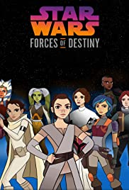 Star Wars Forces of Destiny Poster