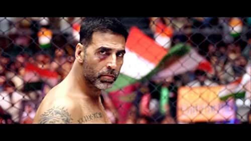 Two estranged, street-fighting brothers (Akshay Kumar and Sidharth Malhotra) square off against each other in a mixed martial arts tournament.