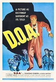 D.O.A. (1950) Poster - Movie Forum, Cast, Reviews
