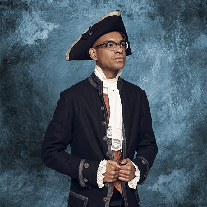Yassir Lester in Making History (2017)
