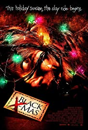 The 12 Days of 'Black Christmas' Poster