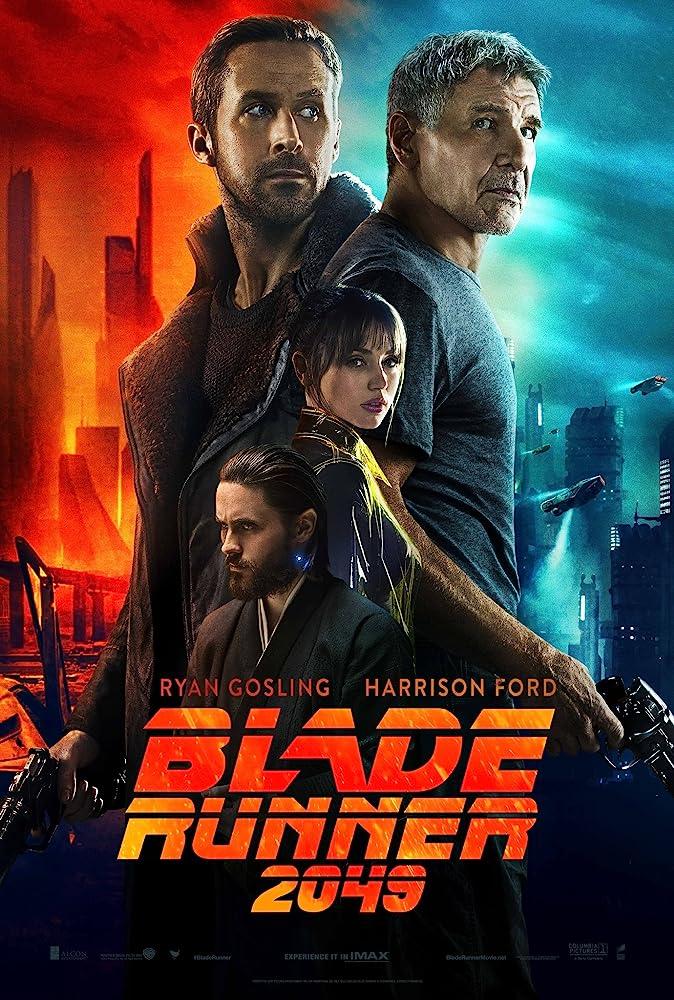 Poster film Blade Runner 2049 (2017)
