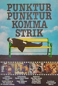 Punktur punktur komma strik (1980)