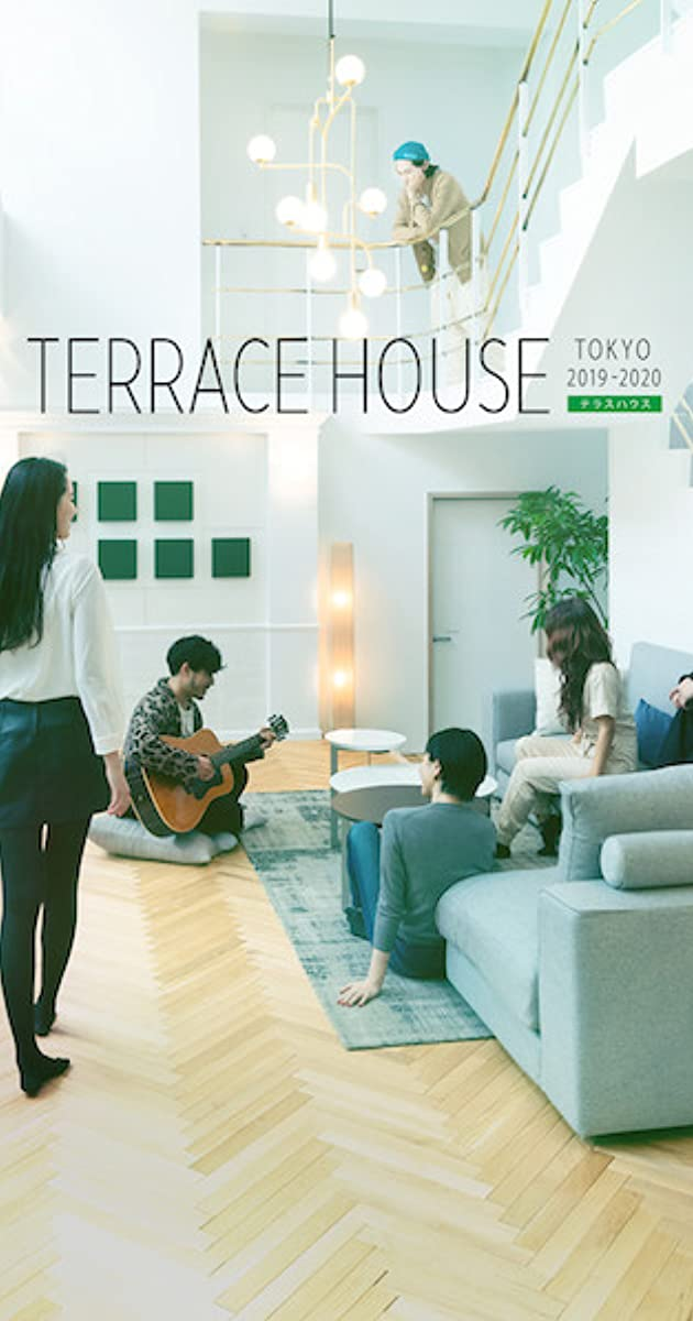Download Terrace House: Tokyo 2019-2020 or watch streaming online complete episodes of  Season1 in HD 720p 1080p using torrent