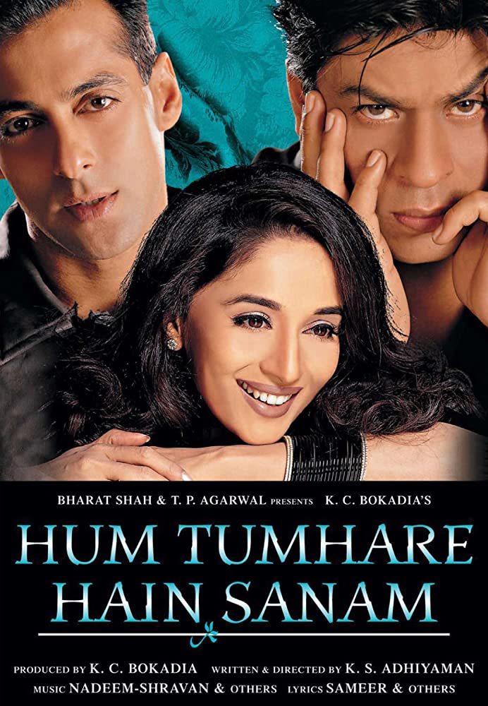 Hum Tumhare Hain Sanam 2002 Hindi 720p HDRip x264 1.2GB 1