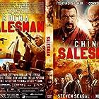 Steven Seagal, Mike Tyson, Eriq Ebouaney, Janicke Askevold, Dong-xue Li, and Tan Bing in China Salesman (2017)