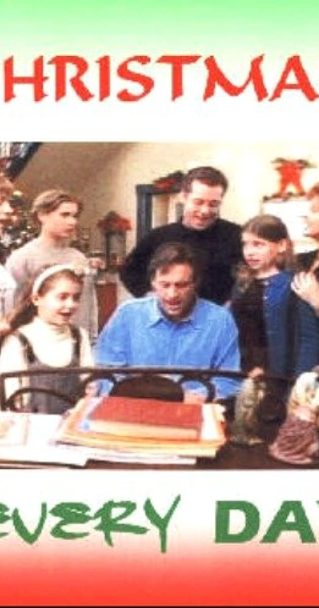 Christmas Every Day (TV Movie 1996) - IMDb