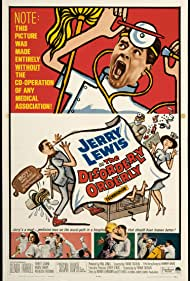 The Disorderly Orderly (1965) Poster - Movie Forum, Cast, Reviews
