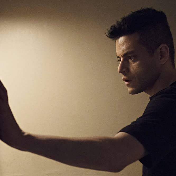 Rami Malek in Mr. Robot (2015)
