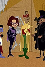 the proud family a hero for halloween tv episode 2002 imdb