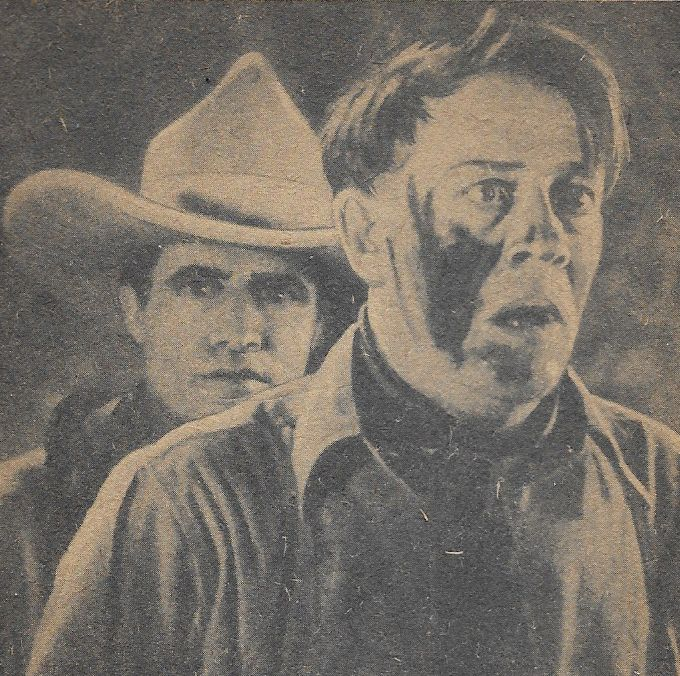Tom London and Tom Mix in The Miracle Rider (1935)