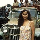 "Kamala Lopez as Ilzamar Mendes in ""The Burning Season"" directed by John Frankenheimer, starring Raul Julia"
