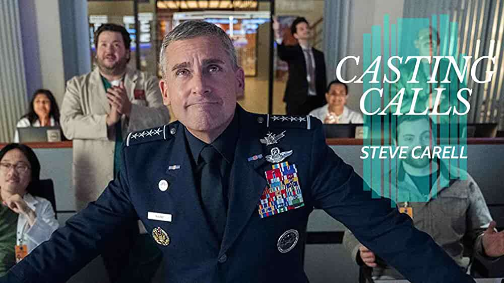 What Roles Has Steve Carell Been Considered For?