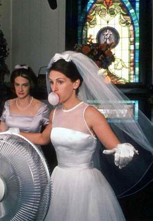 Most Beautiful Movie Wedding Dress, part 4