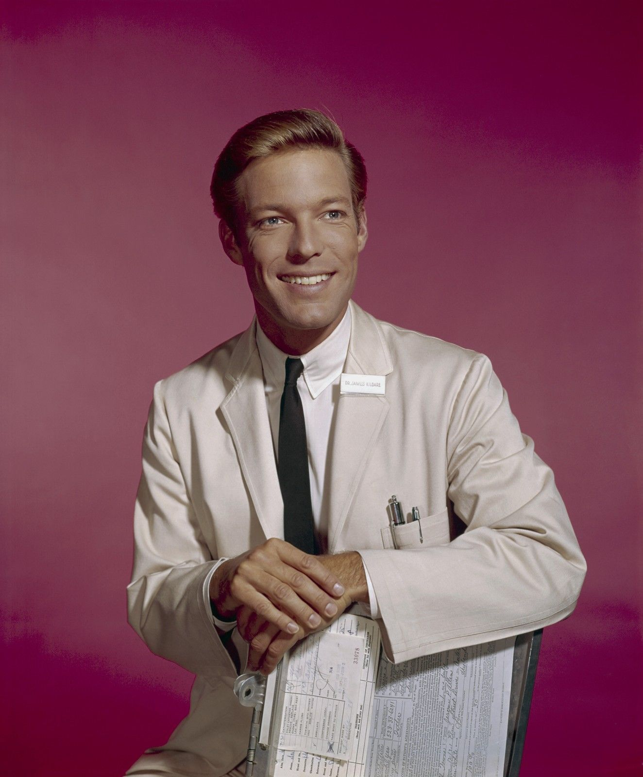 Richard Chamberlain in Dr. Kildare (1961)