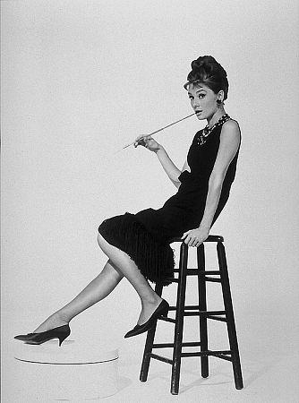 "5596-2 ""Breakfast At Tiffany's"" Audrey Hepburn"