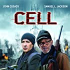 John Cusack and Samuel L. Jackson in Cell (2016)