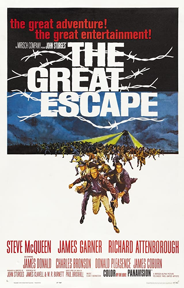 The Great Escape (1963) Subtitle Indonesia