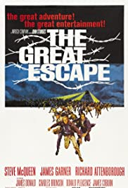 Play or Watch Movies for free The Great Escape (1963)