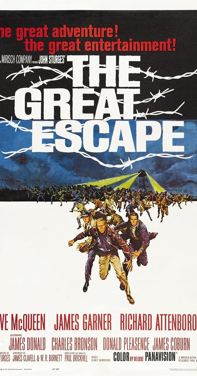 Subtitle of The Great Escape