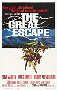 The Great Escapeแหกค่ายมฤตยู (1963) บรรยายไทย