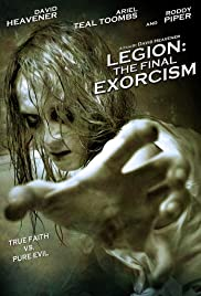 Costa Chica: Confession of an Exorcist Poster