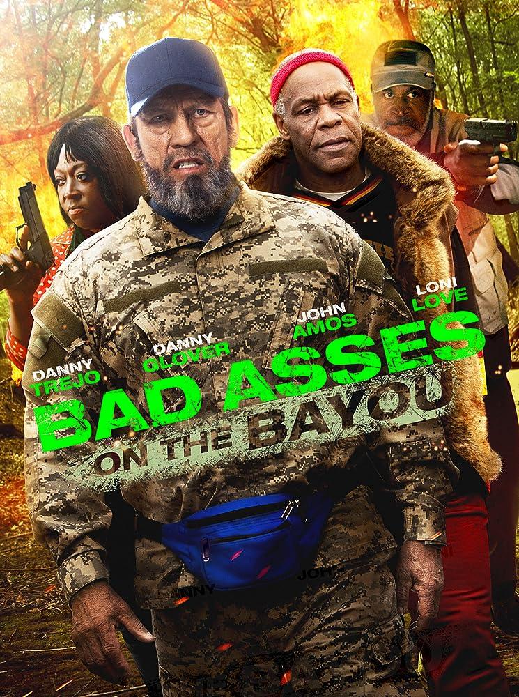 Bad Asses on the Bayou – Bad Asses στον βάλτο