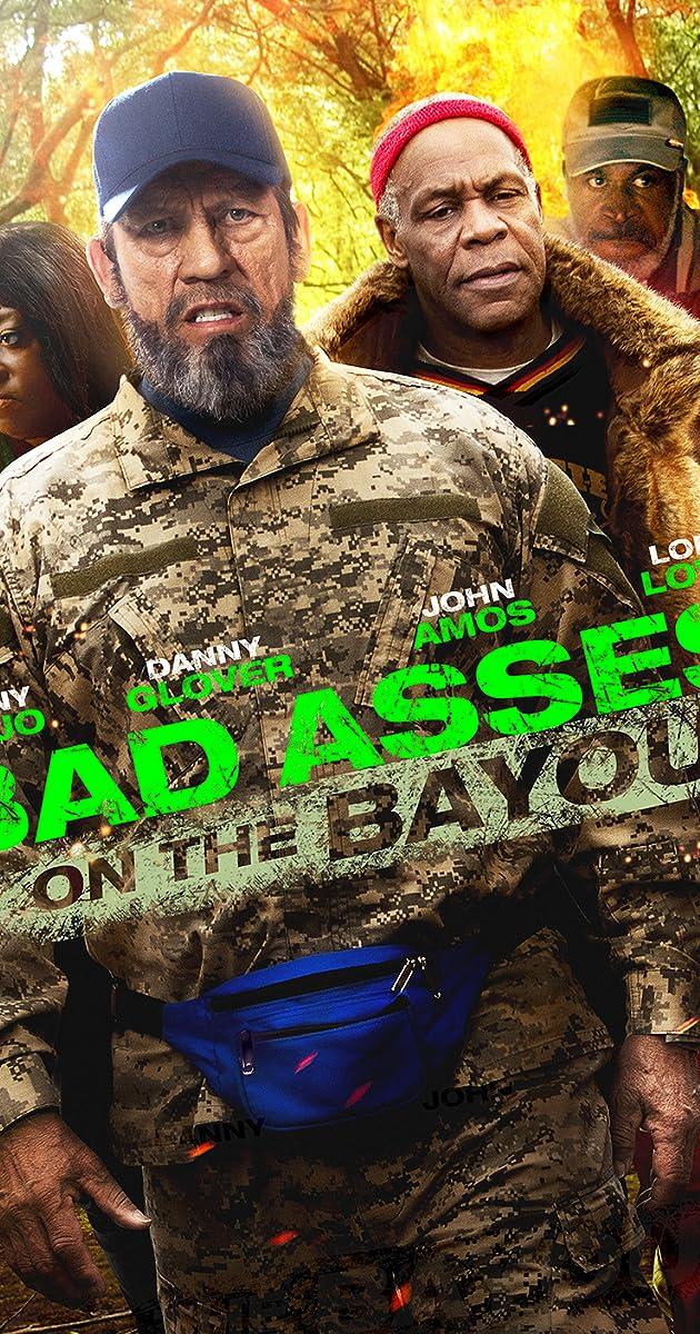 bad ass 3 bad asses on the bayou 2015 full cast crew imdb - Christmas On The Bayou Cast