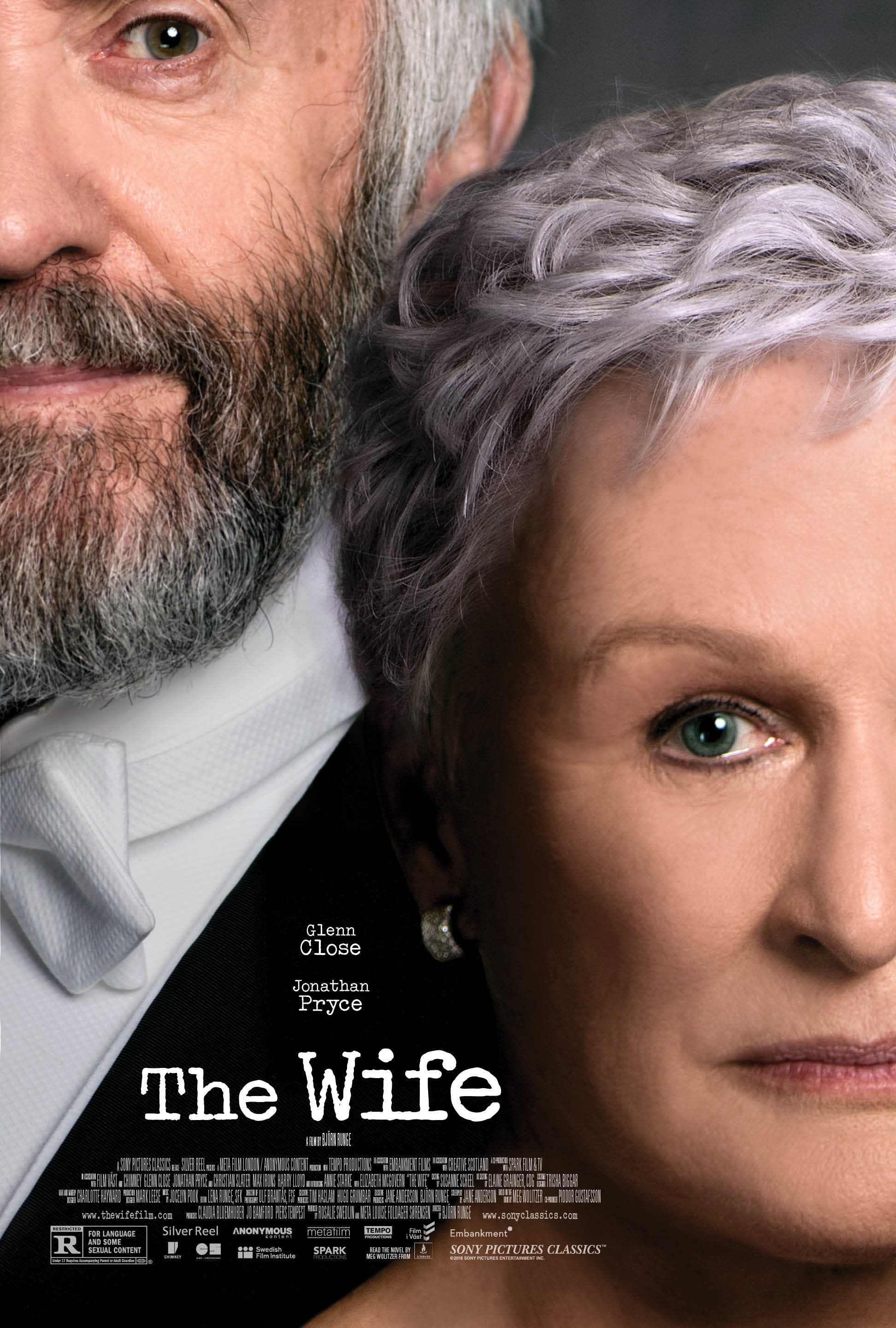 Image result for the wife movie poster