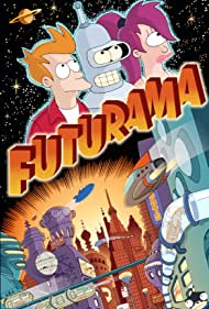 Katey Sagal, John DiMaggio, Lauren Tom, and Billy West in Futurama (1999)