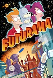 Futurama Poster - TV Show Forum, Cast, Reviews