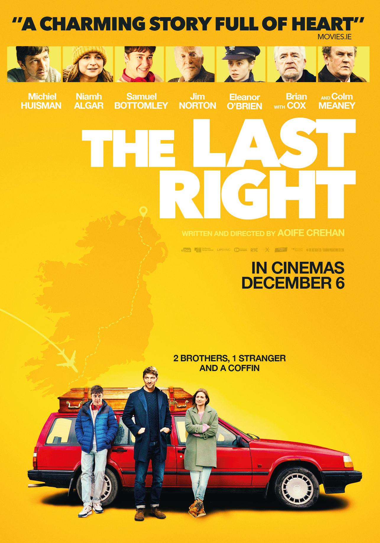 PASKUTINĖ TEISĖ (2019) / The Last Right