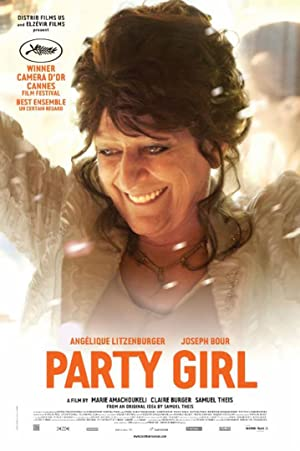 Party Girl poster