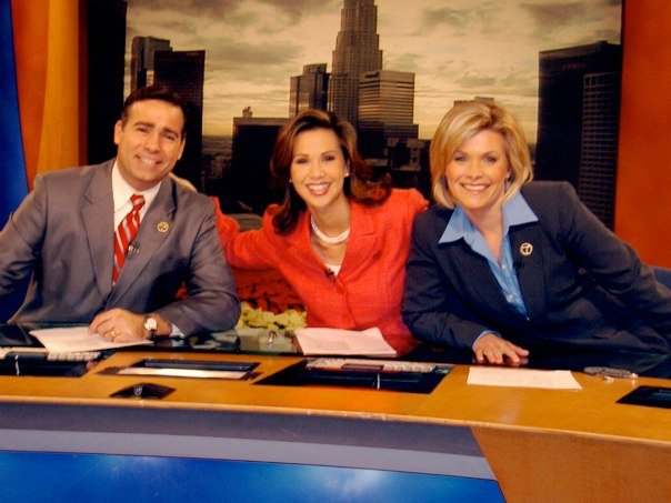 KABC Weekend Mornings with John Gregory and Karen Carlson