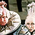 Robin Williams and Valentina Cortese in The Adventures of Baron Munchausen (1988)