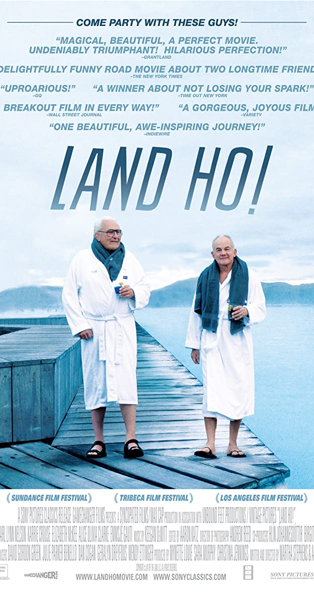 Subtitle of Land Ho!