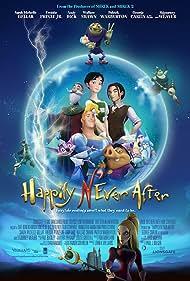Sarah Michelle Gellar and Freddie Prinze Jr. in Happily N'Ever After (2006)