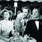 Myrna Loy, William Powell, and Keenan Wynn in Song of the Thin Man (1947)